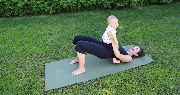 Postnatal PhysioYoga