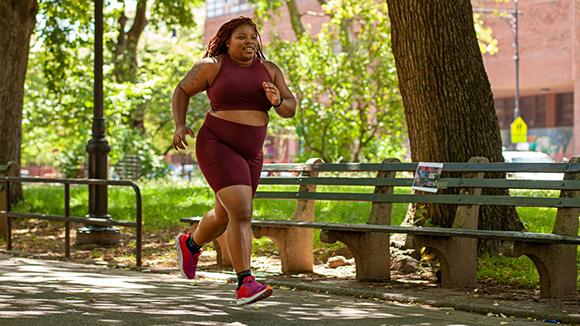 Postnatal Return to Run